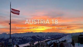 Ski Austria - AUSTRIA 2018 - Skiing Trip to Zell am See, Schmittenhöhe