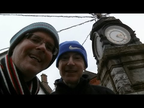 Boxing Day Live From Much Wenlock In England - With Mr Duncan - Learning English