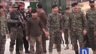 باكستان تسلم جندياً هارباً إلى الهند