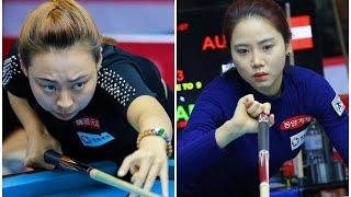 2016 China Open - Siming Chen 陳思明 vs EunJi Park 朴恩智