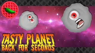 GALACTIC GOO! (ENDING) -- Let's Play Tasty Planet: Back for Seconds (Local Co-op)(Steam PC Gameplay)
