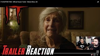 IT Chapter 2 - Angry Trailer Reaction!