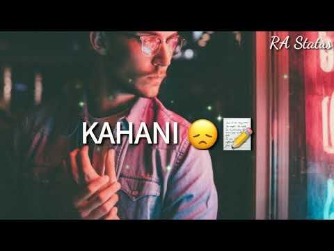 O Sathi O Sathi|💑WhatsApp Status 💕 Jubin Nautiyal | Chitthi Song | Lyrics Video Status 2019