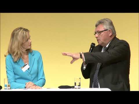 Podiumsdiskussion - Die Energiewende in den Bundesländern gestalten.