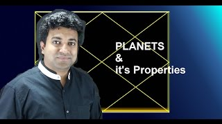 Chapter 5: Vedic Astrology: Planets & it