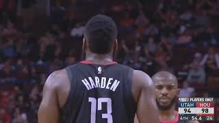 James Harden Gets Away With The Worst Travel In the NBA HISTORY!