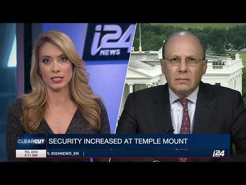 CLEARCUT | Ken Abramowitz on the Temple Mount tensions