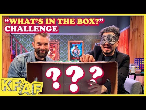 What's in the Box Challenge - KF/AF (Ep. 11)