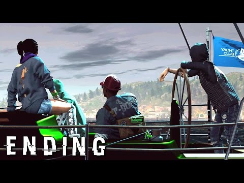 "WATCH DOGS 2 ""NO COMPROMISE DLC"" ENDING - Walkthrough Gameplay Part 2 (PS4 PRO)"
