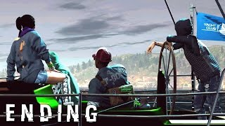 """WATCH DOGS 2 """"NO COMPROMISE DLC"""" ENDING - Walkthrough Gameplay Part 2 (PS4 PRO)"""