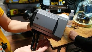 Kodak Super 8 Camera and the Return of Ektachrome Film!