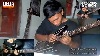 Discover BC Rich Competition 2018 Iqbal Yudiansyah