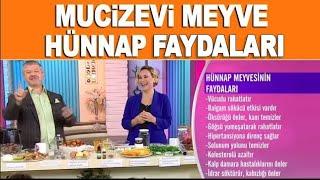 Mucizevi meyve hünnap! Ahmet Maranki faydalarını anlattı...