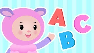 Bluesy ABC | FUN ALPHABET SONG | Mother Goose Club Kid Songs and Baby Songs