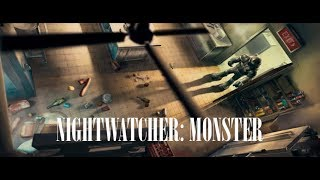 TMNT (2007) Nightwatcher -  Monster