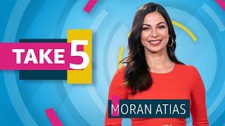 """The Village"" Star Moran Atias Picks Her ""Seinfeld"" Spirit Animal"
