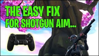 These 5 SHOTGUN Controller Tips Will RAISE YOUR KD 10%+ (Fortnite Console Tips)