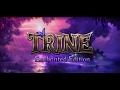 Кооперативное прохождение Trine, возвращение, хардкор и командная игра #6. Трон, лес, чаща (8-10).