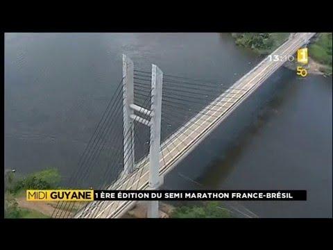 Semi marathon France-Brésil
