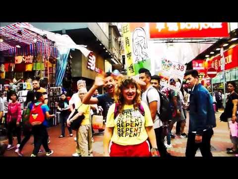 Intimacy with God---Hong Kong Woman Preacher