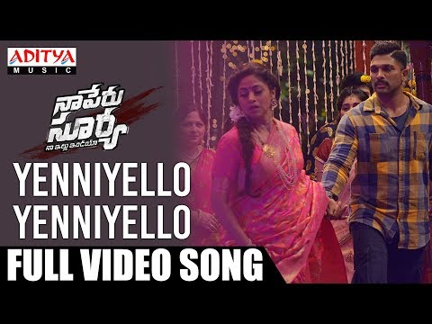 Yenniyello Yenniyello  Video Song | Naa...