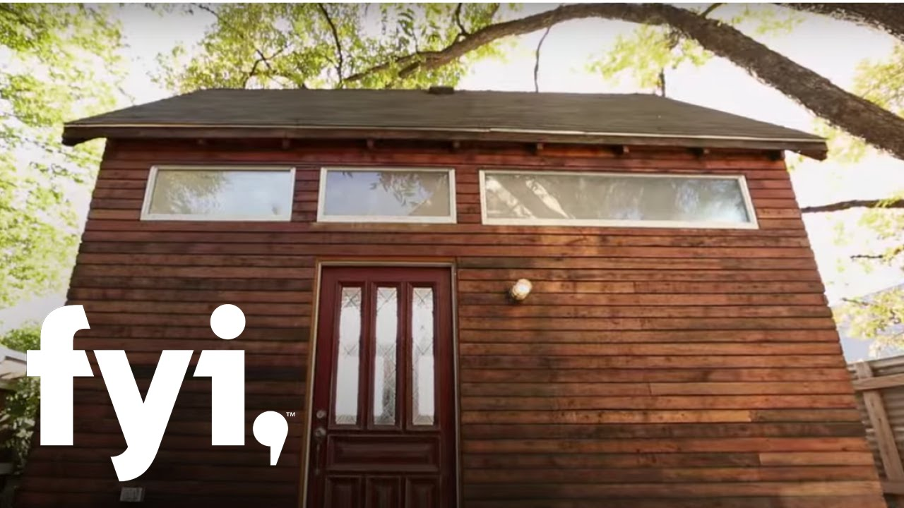Tiny House Hunting Tough To Please Fyi Youtube