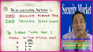 CFA® LEVEL 1 || EQUITY || SECURITY MKT. INDEXES VIDEO 2