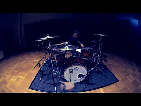 Alan Walker - Faded (Slushii Remix) | Matt McGuire Drum Cover