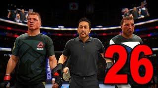 UFC 2 Career Mode - Part 26 - ROUND 3?! (EA Sports UFC 2016 Gameplay)