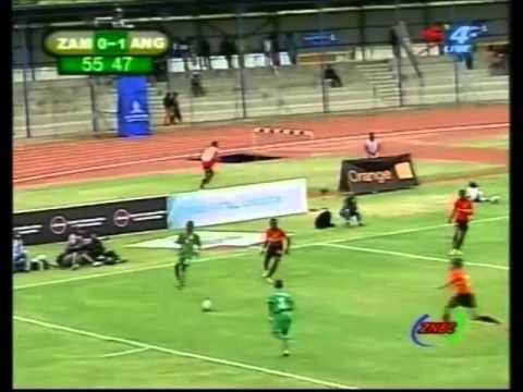 [CLASSIC CHIPOLOPOLO] ZAMBIA vs ANGOLA - A Zambezi Derby