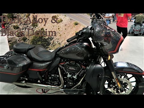 2018 Harley-Davidson CVO Street Glide│All 3 Colors Shown│Custom Vehicle Operation