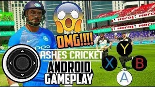 ashes cricket 2018 for android gameplay and trailer
