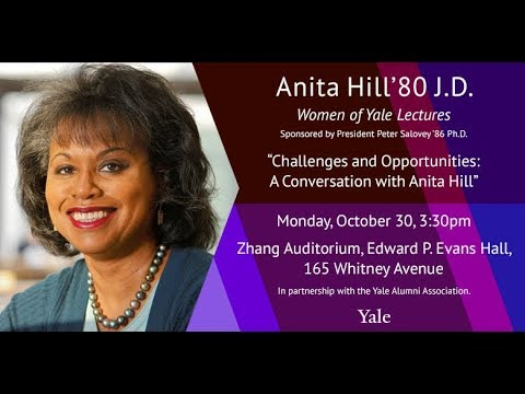 Challenges and Opportunities: A Conversation with Anita Hill '80 JD