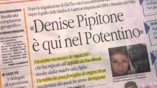 """""""Sono io Mamma"""". Denis Pipitone, scomparsa dal 2004 forse in Basilicata?"""