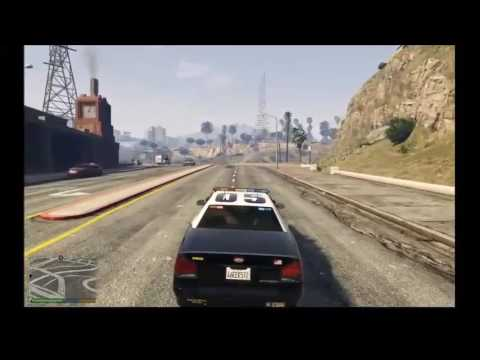 GTA San Andreas sirens in GTA V