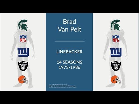 Brad Van Pelt: Football Linebacker
