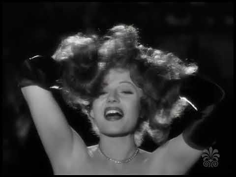 "Rita Hayworth, Gilda, ""Put the Blame on Mame"" part of epoca's 2017, Norish Holiday Homage"