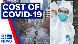 Coronavirus: JobKeeper, hotel quarantine fiasco, economic cost of lockdown | 9News Australia