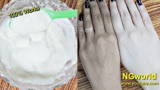Magical SKIN WHITENING Pack with Maida, Fair Spotless Skin from first use, It WORKS