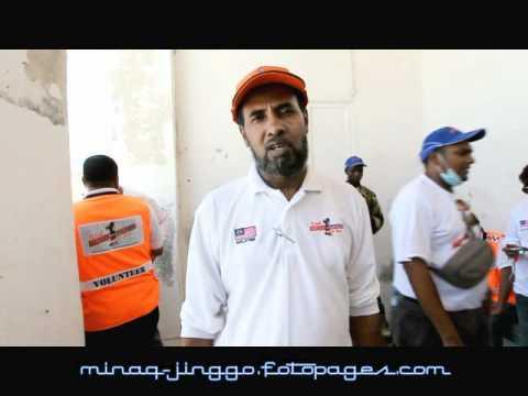 20110831 Humanitarian aids Somalia - Hospital Martini
