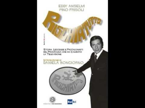 Libro storia Rischiatutto di Eddy Anselmi e Pino Frisoli a Radio Galileo