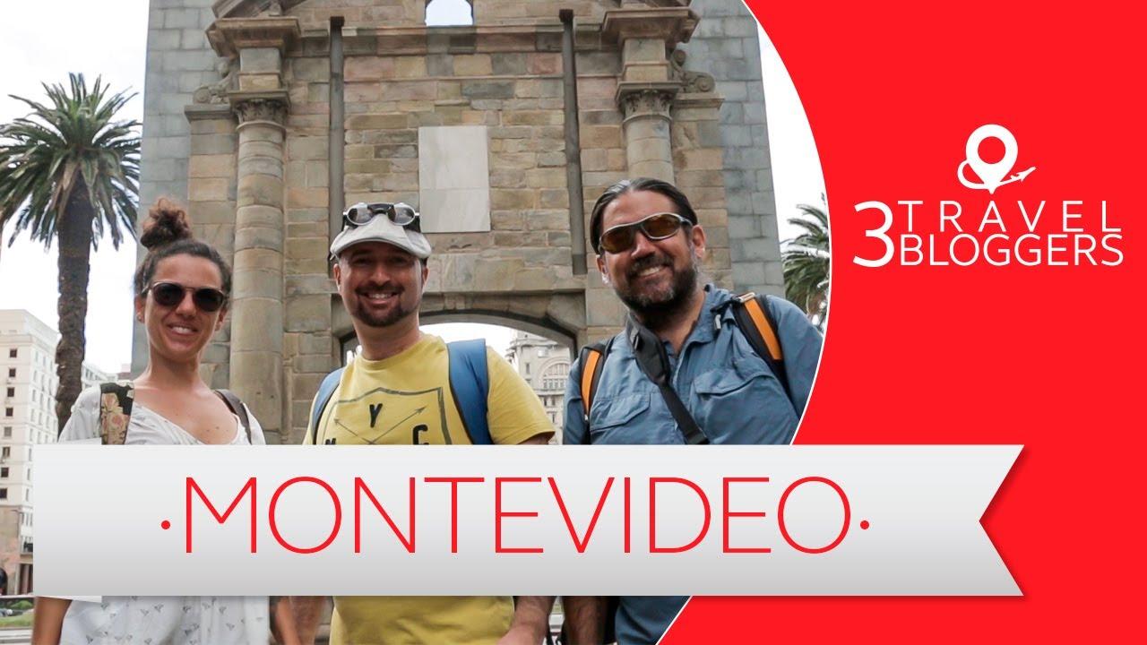 Guía de viajes a Montevideo, Uruguay - 3 Travel Bloggers (JL Pastor, Arturo Bullard, Ari Arteaga)
