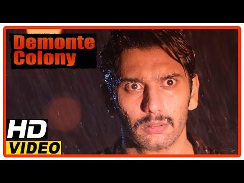 Demonte Colony Tamil Movie | Climax Scene | Arulnithi gets killed