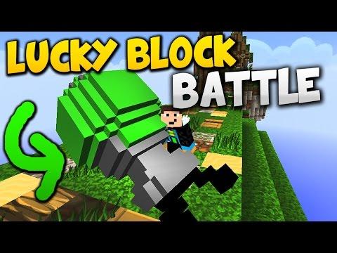 LUCKY BLOCK BATTLE [RACE] #1