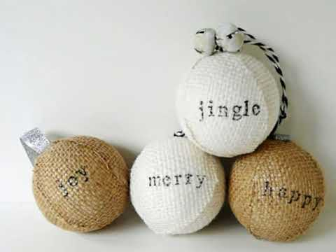 how to make your burlap christmas decorations look amazing in 5 days