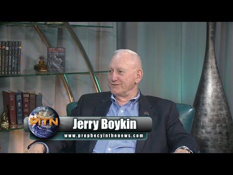 Lt. Gen. (Ret.) Jerry Boykin - REVELATION: Dawn of Global Government Part 2