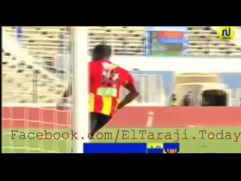 Esperance ST 2   0 US Monastir    But Michael Eneramo    Ligue1 21 10 2017
