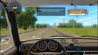 City Car Driving 1.2.2 Mission 1