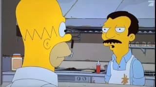 Homer Simpson bestellt Taco (deutsch HD)