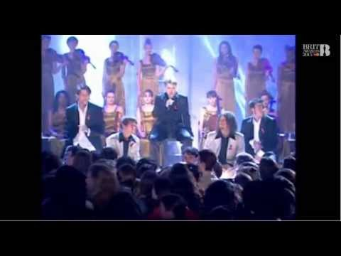 Take That at the 1995 BRITS -